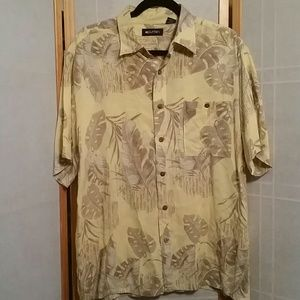 Puritan Men's Hawiian Shirt